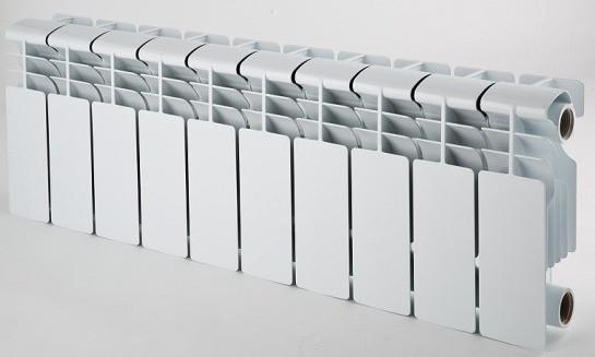 Радиатор алюминиевый CALOR 200/96