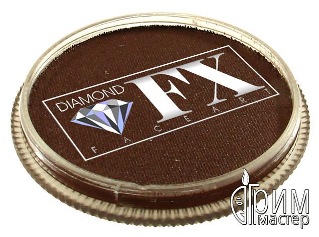Аквагрим Diamond FX основной Коричневая кожа 30g, фото 2