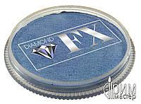 Аквагрим Diamond FX основной голубой пастельный