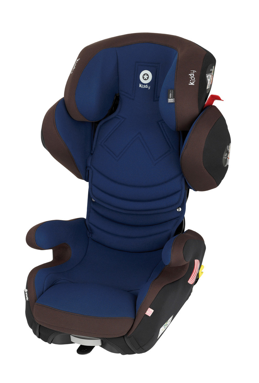 Автокресло Kiddy Smartfix 15-36 кг Isofix (41560SF062) Oslo (синий)