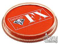Аквагрим Diamond FX основной оранжевый
