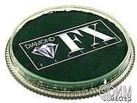 Аквагрим Diamond FX основной зелёный тёмный