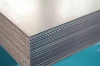 Лист нержавеющий технический 1.0х1000х2000 AISI 430 BA+PVC зеркальная поверхность в пленке