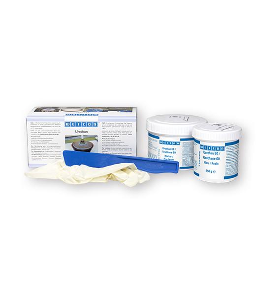 Смола для эластичного литья и защитного покрытия на основе полиуретана WEICON Urethane 60