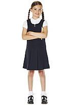 Школьный сарафан темно-синий на девочку 8-9 лет F&F (Tesco, Aнглия)