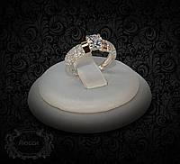 """Серебряное кольцо """"Люсси"""""""