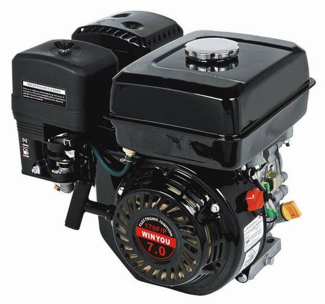 Запчасти бензинового двигателя мотоблока 170F, 7.0л.с.