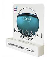 Мини парфюм с феромонами Bvlgari Aqua pour Homme (Булгари Аква Пур Хоум)