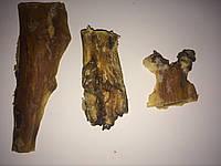 Сухожилие говяжье сушеное резаное - лакомство для всех пород собак, 1кг