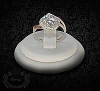 """Серебряное кольцо """"Бонус"""""""