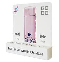 Мини парфюм с феромонами Givenchy Play for Her (Живанши Плей Фо Хе) 5 мл