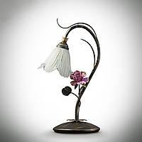 """Настольная лампа """"Цветок розы"""""""