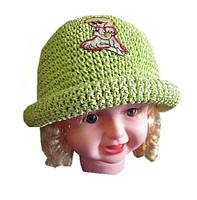 Шляпа из рисовой соломки русалка