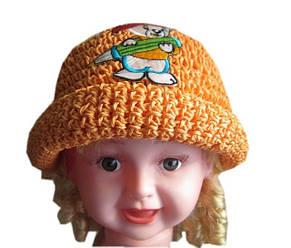 Шляпа из рисовой соломки русалка, фото 2