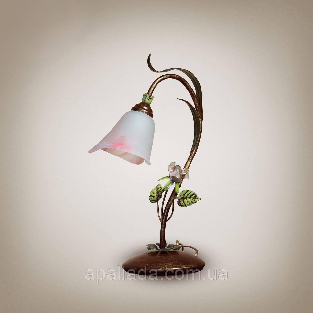 """Настільна лампа """"Квітка троянди"""""""