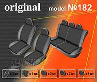EMC-Elegant Авточехлы на сиденья Renault Logan MCV 5-и местная