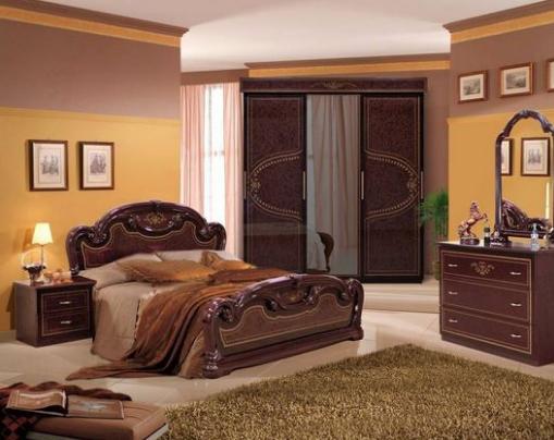 Спальня Мартина 3Д (Радика Махонь) MiroMark