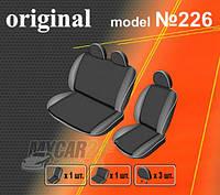 EMC-Elegant Авточехлы на сиденья Renault Trafic (2+1)