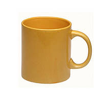 Керамічна глазурована чашка 500 мл