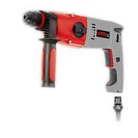 Перфоратор Kress 800 PPE, 800 Вт, реверс, 26мм, 2,7J, 3реж, 0-1150об/мин