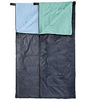 Туристический спальный мешок - одеяло 75х190см