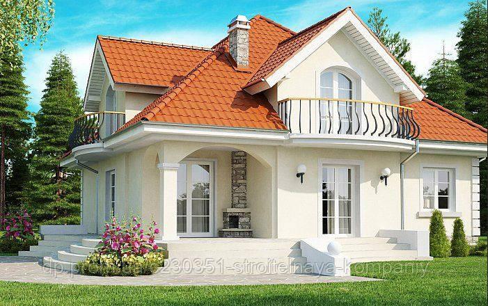 Строительство коттеджей, быстровозводимые дома в Днепре, Киеве