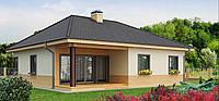 Канадская технология. Каркасный дом. Дом из дерева. Теплый дом в Днепре и Киеве