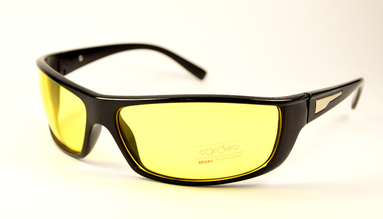 Очки водителя желтые (6613 С4)