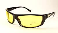Очки водителя желтые