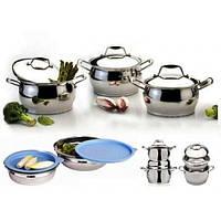 Набор посуды Berghoff  Zeno, 12 пр.Classic