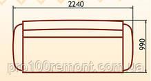 Диван Сезам 1860х1300мм от Берегиня, фото 2