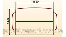 Диван Сезам 1860х1300мм от Берегиня, фото 3
