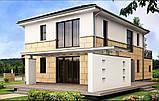 Строительство дачи, каркасного дома, строительство малоэтажных домов в Киеве, Днепре, фото 2