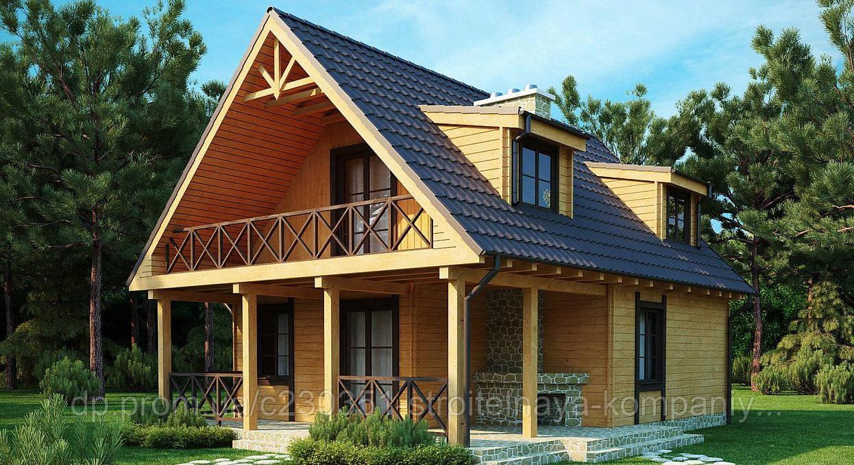 Строительство каркасное дома в Киеве, Днепре