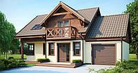 Строительство дачных домов, каркасный дом, строительство по канадской технологии