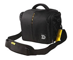 Сумка - чехол Nikon D. Оригинал. Полуспорт сумка. Сумка для фотоаппаратов. Качественная сумка. Код: КЕ201