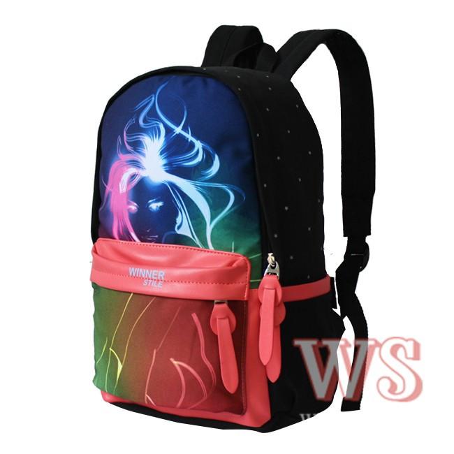 34041ba2ee25 Купить Красивый рюкзак для девочки 222: по недорогой цене. сумки и ...