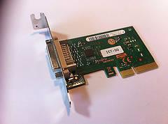Графическая карта Fujitsu Siemens FSC D2823-A11 GS 1 DVI  бу