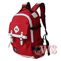 Яркий школьный рюкзак для девочки