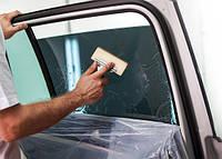 Тонировка автомобильного лобового стекла
