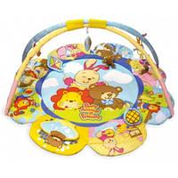 Развивающий коврик Веселая семья Baby mix