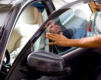 Тонировка автомобильных стекол солнцезащитной пленкой