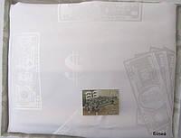 Скатерть водоотталкивающая 160х220 VEROLLI  Dollar белая
