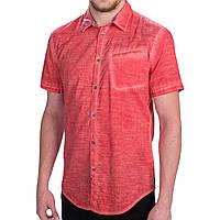 Рубашка Calvin Klein Jeans, L, Faded Vermillio, 41JW148-600