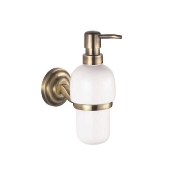 Дозатор для мыла, BRONZE, KL-73812