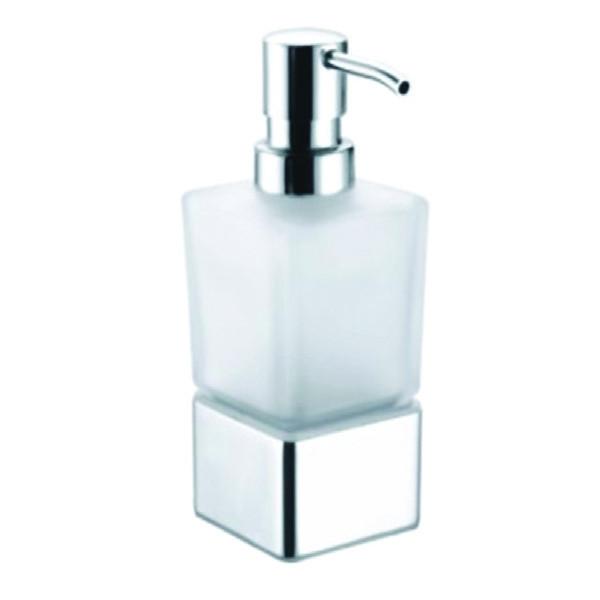 Дозатор для мыла квадратный, CUBE, KL-130C