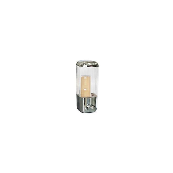 Дозатор д/мыла,  пластик под хром, KL-305