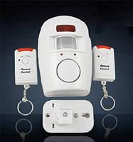 Сенсорная сигнализация Sensor Alarm со встроенным датчиком движения