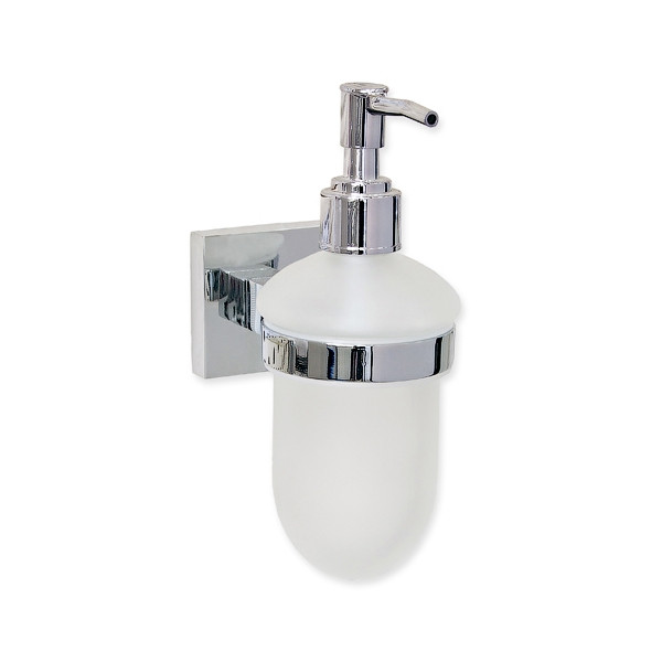 Дозатор для мыла круглый, PLASA, 87012