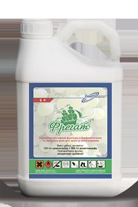 Фунгицид  Фрегат аналог Танос+Акробат цимоксанил 125 г/л и диметоморф 180 г/л, для плодовых и овощных